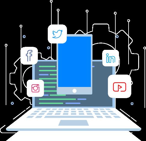 Sociale Media Modation