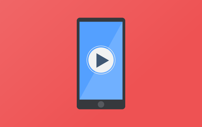 Verticale video youtube