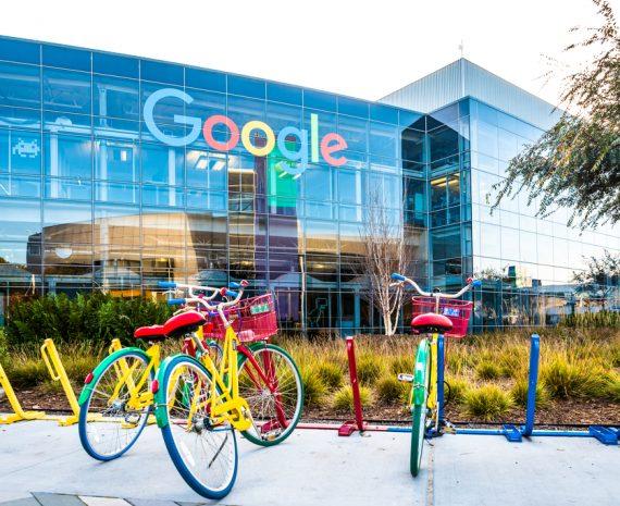 Google bezoeken