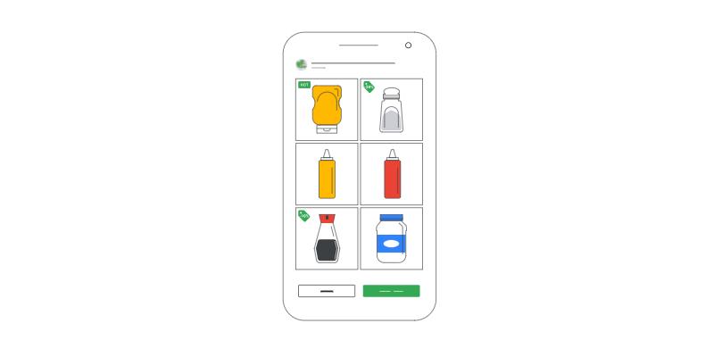 Google Ads Dynamische Remarketing voorbeeld advertentie - Modation Strategisch Online Marketing bureau