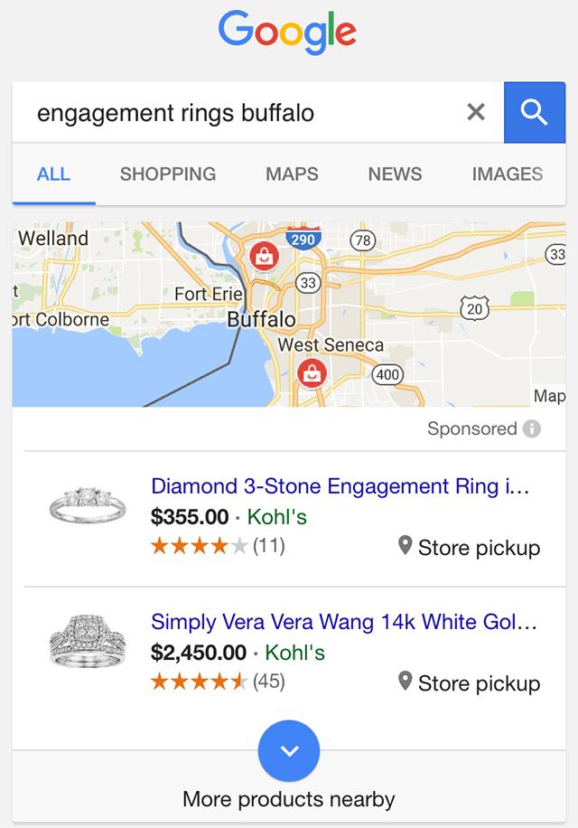 Google lokale advertenties
